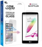 Case World Tempered Glass Guard for LG S...