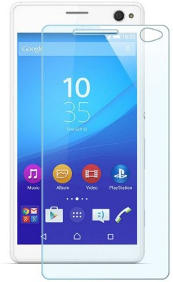 SAARA FASHIONS SFT-152 Tempered Glass for sony xperia c4