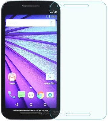 Indiewax Pro 35 Tempered Glass for Motorola Moto G (3rd Generation)