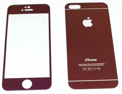Defunct DEFTG5S011 Tempered Glass for Apple iPhone 5, 5s