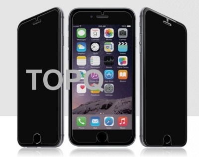 TOP Q Tempered Glass Guard for Apple iphone 6s plus