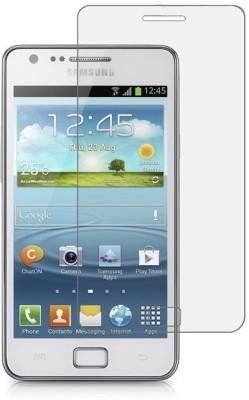 Dealraj sams2plus Tempered Glass for Samsung Galaxy S2 PLUS
