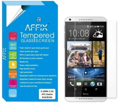 Affix FAG0019 Premium Tempered Glass for HTC Desire 816/HTC Desire 816G (5.5