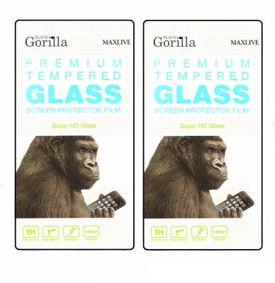 Maxlive MTT43 Tempered Glass for Micromax Canvas Pace 4G Q416