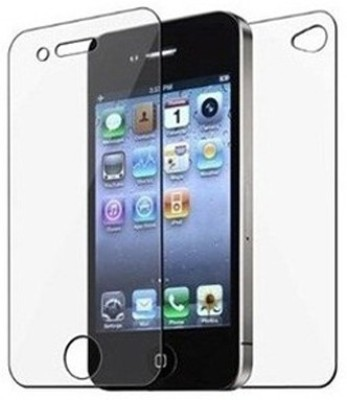 JED Jed Tempered Glass Screen Guard Iphone 5s Front Back Tempered Glass for Apple iPhone 5s