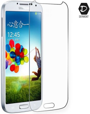 DERMONT SAMSUNG GALEXE-S-4 Tempered Glass for SAMSUNG GALEXE S-4