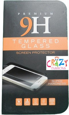 Crazy Fashions CFLETG1003A960TP Tempered Glass for Mobile