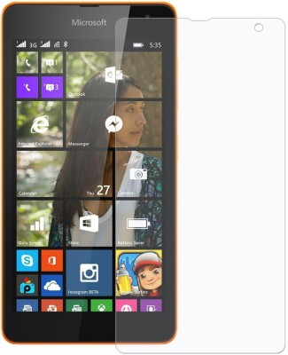 Moixon MXN-FG-MS535Flexi Tempered Glass for Microsoft Lumia 535
