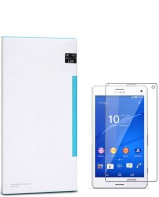 eCase Aplus-Premium-SnyTG080 Tempered Glass for Sony Xperia Z5 Mini