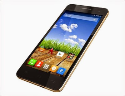 Zsm Retails A104 FIRE 2 Tempered Glass for MICROMAX FIRE 2