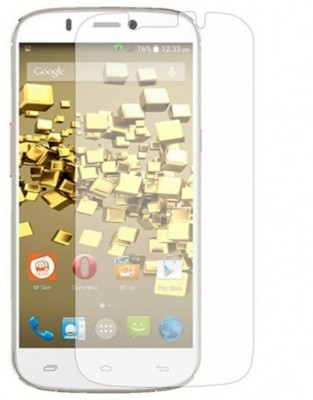 Keshar Communication Tempered Glass Guard for MicromaxCanvas Fire 2A104