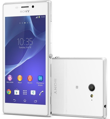 Diverts VV-48 Tempered Glass for Sony Xperia M2