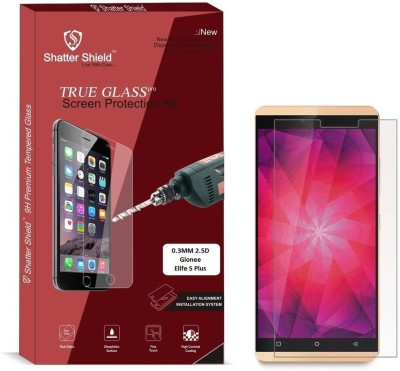 Shatter Shield Tempered Glass Guard for Gionee Elife S Plus (5.5