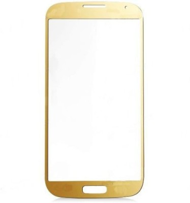 GG ENTERPRISES Note 2 Gold Tempered Glass for Samsung Note 2