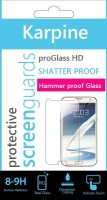 Karpine Tempered Glass Guard for Huawei Honor 4X