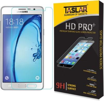 Taslar On7 screen Guard Tempered Glass for Samsung Galaxy On7