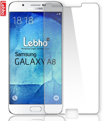 Lebho LBA8 Tempered Glass for Samsung Galaxy A8