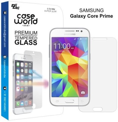 Case World TGCP Tempered Glass for Samsung Galaxy Core Prime