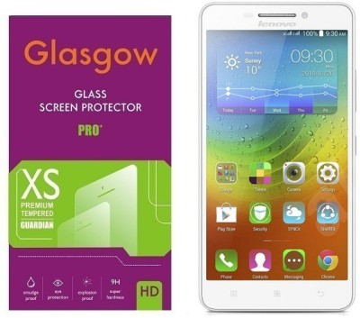 Glasgow XD 33 2.5D Curve Edge Tempered Glass for Lenovo A5000