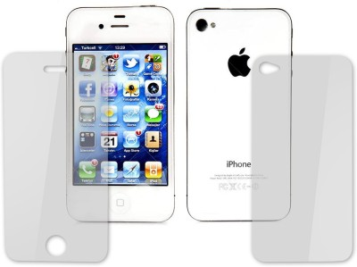 Kronus Front & Back Protector for Apple iPhone 4