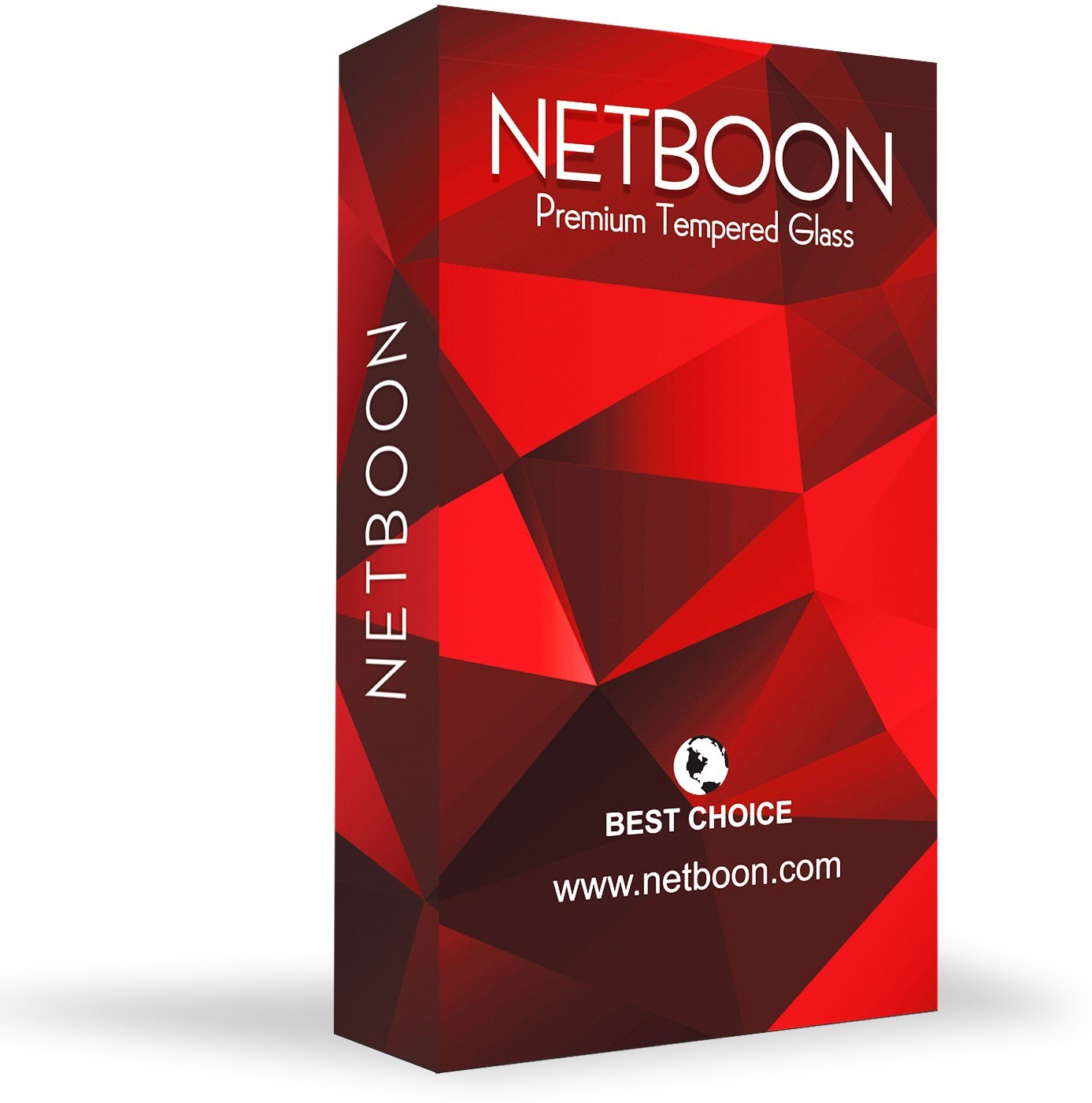 Netboon Tempered Glass Guard for One Plus 3