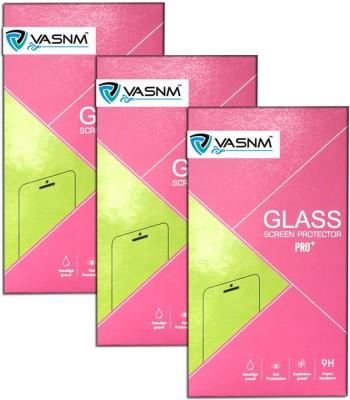 Vasnm TGMo_52(Pack of 3) Tempered Glass for Motorola Moto Turbo