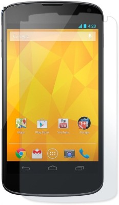 Go Crazzy Tempered Glass Guard for LG Nexus 4