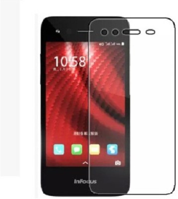 Cellbazaar MS TECHNO 0173 Tempered Glass for INFOCUS M2