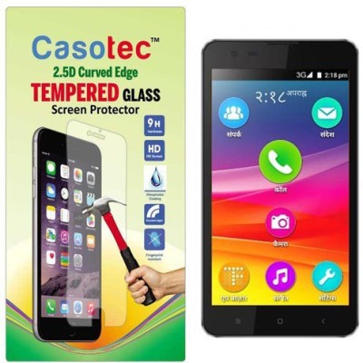 Casotec Tempered Glass Guard for Micromax Bolt Q331