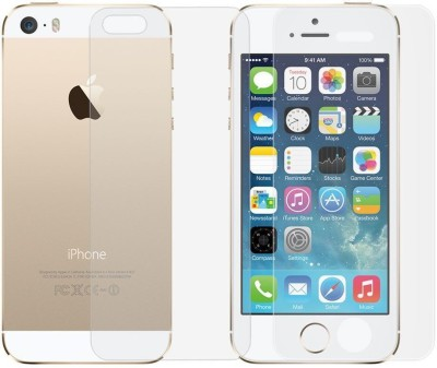 Ion Tempered Glass Guard for Apple Iphone 5s F&B