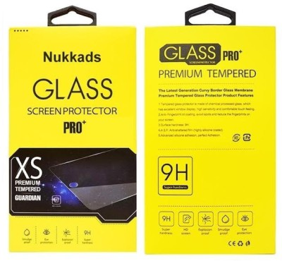 Nukkads Tempered Glass Guard for Samsung Galaxy S4