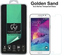 Golden Sand Tempered Glass Guard for Samsung Galaxy Grand Max