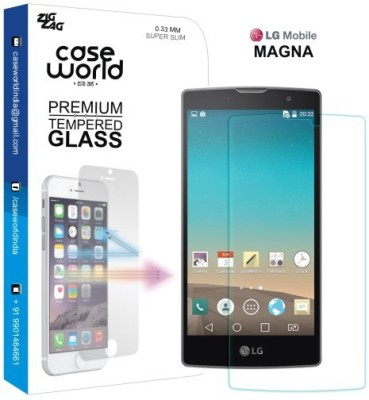 Case World Tempered Glass Guard for LG