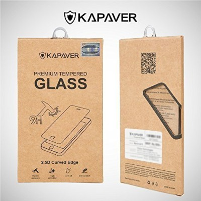 Kapaver Tempered Glass Guard for OnePlus X (2015 Model)