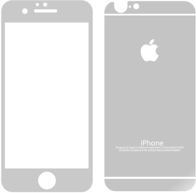 Burfa I5 Front & Back Protector for Apple iPhone 5