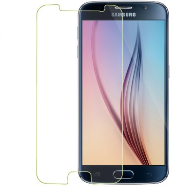 White Panther 2.5D Curved Tempered Glass for Samsung Galaxy S6