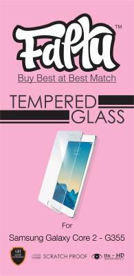 Faltu Tempered Glass Guard for Samsung Galaxy Core 2 G355