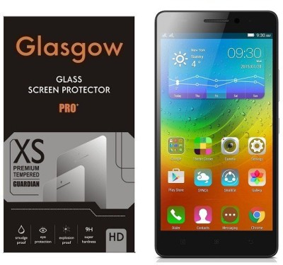 Glasgow XD 44 Precise Cut Tempered Glass for Lenovo A7000