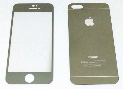 Defunct DEFTG5S004 Tempered Glass for Apple iPhone 5, 5s