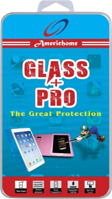 AmericHome Tempered Glass Guard for Samsung Galaxy Advance (850) at flipkart