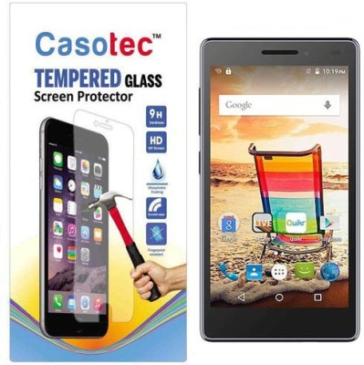 Casotec 2610888 Tempered Glass for Micromax Bolt Q332