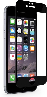 WowObjects AI6PLUS_BLACK_TG_08 Tempered Glass for Apple iPhone 6 Plus