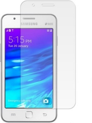 Sudeeksha SS-21 Tempered Glass for Samsung Galaxy Z1 Tizen