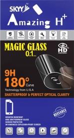 Skyy Anti-clear-MAGIC_GLASS_0022 Screen Guard for Micomax Canvas (Xpress) 2