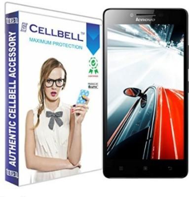 Cellbell CBMBASPGC1066 Tempered Glass for Lenovo A6000 Plus