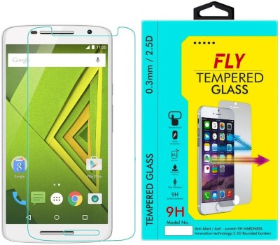 Fly FLY-OILCOATED-XT1562 Tempered Glass for Motorola Moto X Play