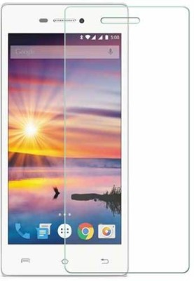 Rockers TG-LX1A Tempered Glass for Lava X1 ATOM