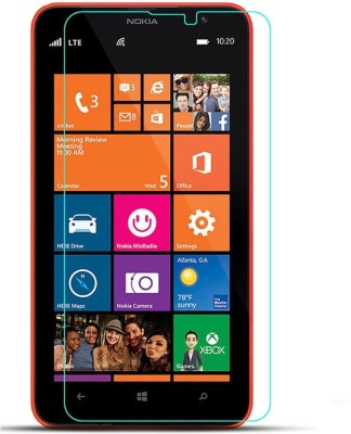 Buynow Screen Protector-237 Tempered Glass for Nokia Lumia 1320
