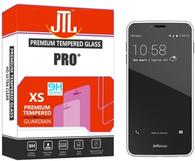 JTL HD Ultra Clear Tempered Glass 105 Tempered Glass for Infocus M370i