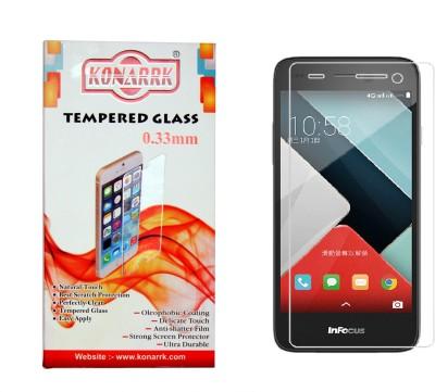 Konarrk O8_15-2 Tempered Glass for Infocus-M350